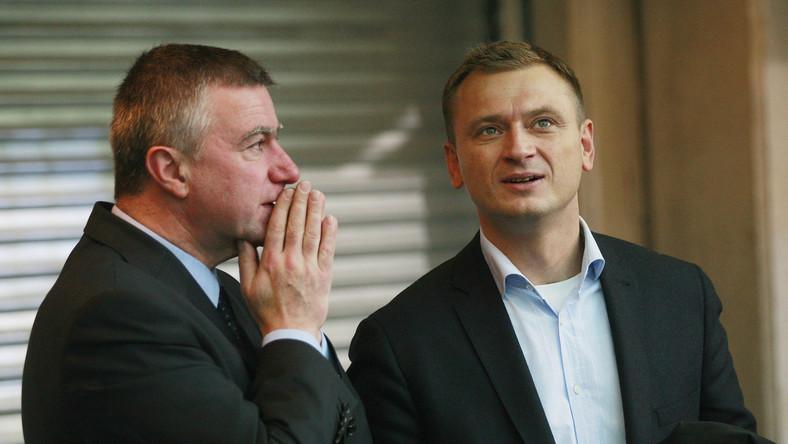 Paweł Graś i Sławomir Nitras