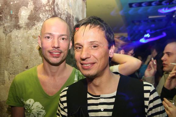 Nenad Radujević u publici