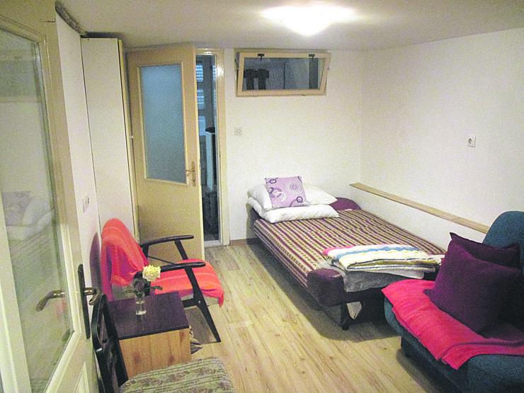 Jedna od prostorija u suterenu foto Slavko Surla