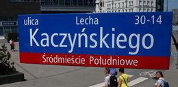 Nie będzie ulicy Lecha Kaczyńskiego. To koniec dekomunizacji?