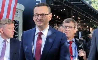 Morawiecki: Będą zamykane sądy i urzędy państwowe