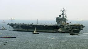 Grupa uderzeniowa lotniskowca USS Ronald Reagan weźmie udział w ćwiczeniach z flotą Korei Południowej