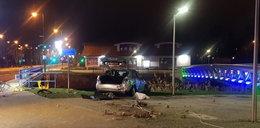 Nocna tragedia w Ełku. Straszna śmierć 20-latki