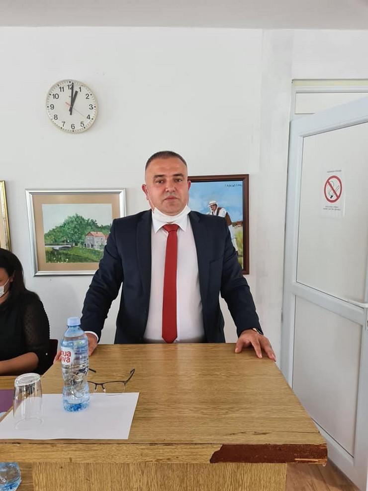 Ljig predsednik Opstine Dragan Lazarevic