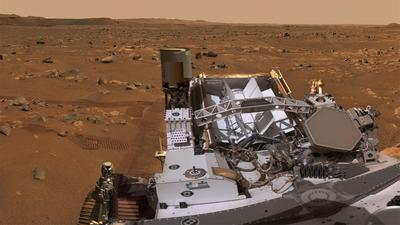 NASA opublikowała interaktywną panoramę 360° z powierzchni Marsa