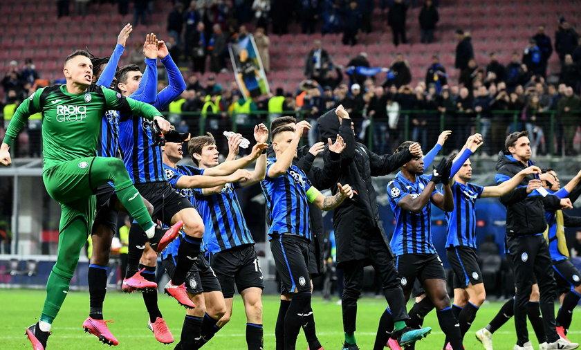 Champions League - Round of 16 First Leg - Atalanta v Valencia