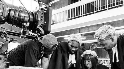 Here's a first look at 'One Too Many' directed by Kayode Kasum