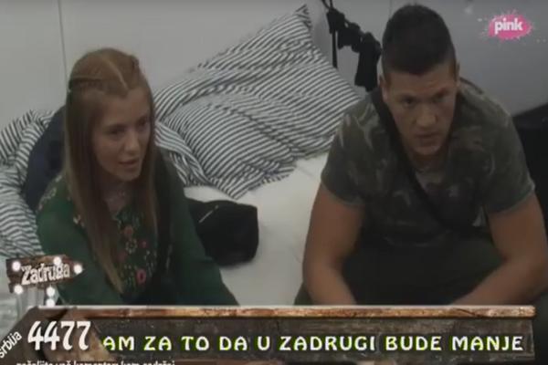 Preokret: Sloba Radanović prevario ženu u Zadruzi, a onda se ona VRATILA BIVŠEM?!
