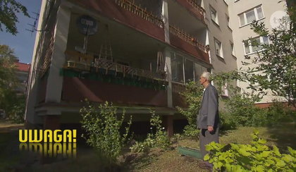 Dzicy lokatorzy okupują mieszkanie i nie chcą się wyprowadzić