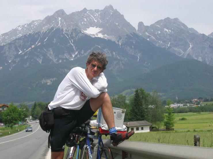 Biciklista danas započinje svoju avanturu