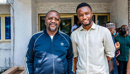 FG appoints Mikel Obi as Youth Ambassador (Channels TV)