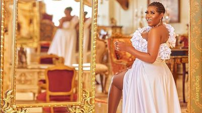Victoria Lebene goes all glam in beautiful birthday photos
