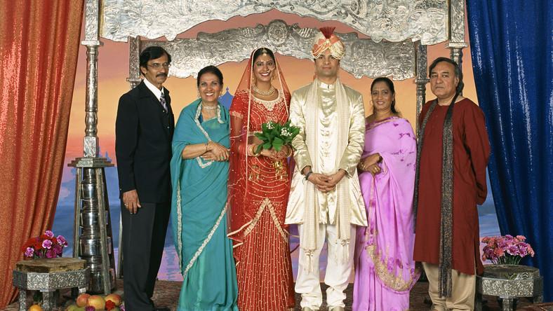 Wesele Po Indyjsku Siedem Dni świętowania Podróże