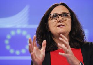 Komisarz Malmström: W sprawie TTIP nie mamy planu B. Nie zrezygnujemy