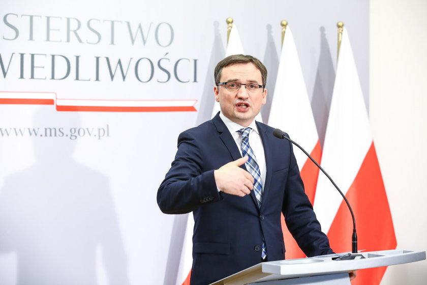 Ziobro o wspólnikach zatrzymanego w Łodzi Irakijczyka