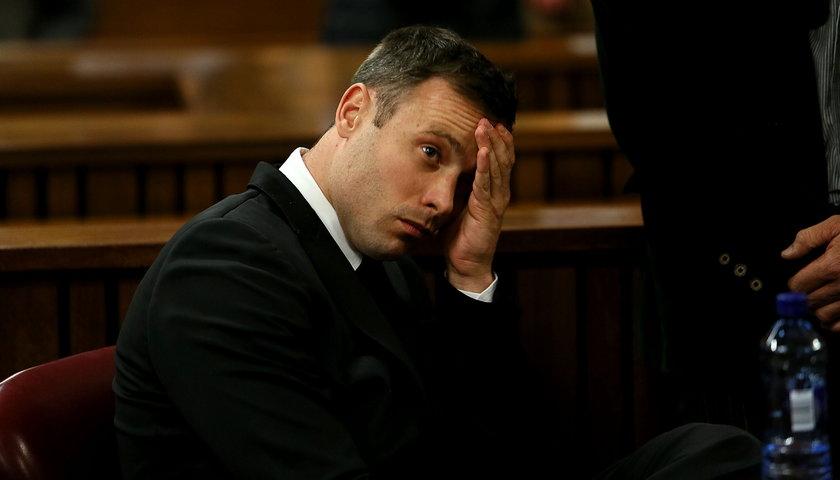 Pistorius schudł