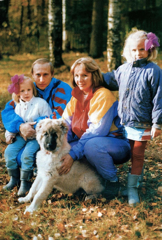 Szczęśliwa rodzina?