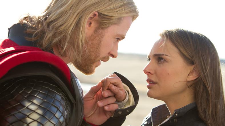 """Thor"" zrelaksował Natalie Portman"