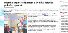 Niemka przekazała spadek polskim dzieciom