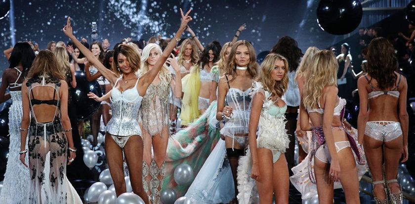 Najgorętsze aniołki Victoria's Secret