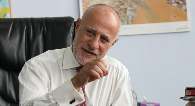 Safaricom announces Michael Joseph as interim CEO following Bob Collymore's death