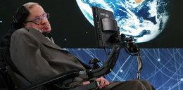 Nie żyje Stephen Hawking, światowej sławy naukowiec