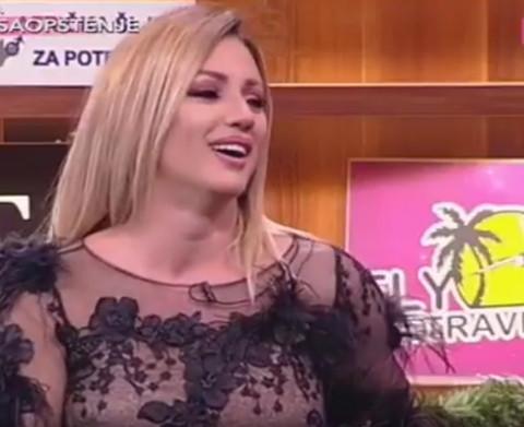 Ana Kokić nije javno smela da prizna O KOM MUŠKARCU FANTAZIRA, a onda je u studiju nastao muk!