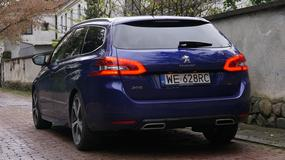Peugeota 308 SW GT - cichociemne kombi   TEST