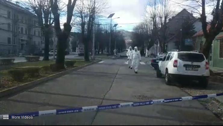 Eksplozija na Cetinju
