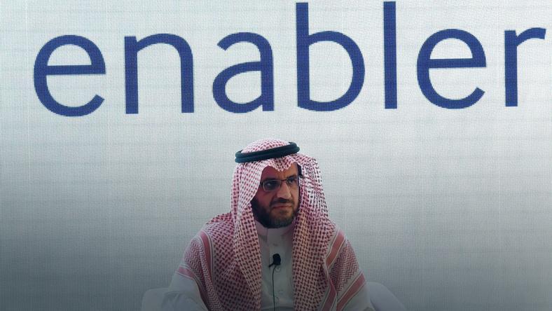 Dyrektor generalny saudyjskiego centrum ds. cyberbezpieczeństwa Saleh Ibrahim Almotairi