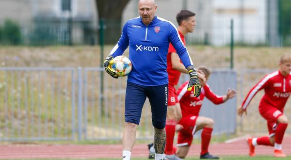 Maciej Sikorski do końca obecnego sezonu pracował w Rakowie Częstochowa.
