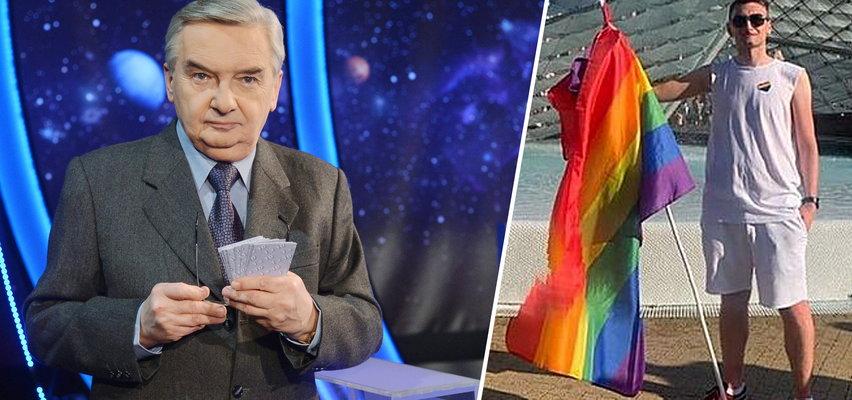 """Aktywista LGBT wśród uczestników """"Jeden z dziesięciu"""". Na planie teleturnieju doszło do skandalu"""