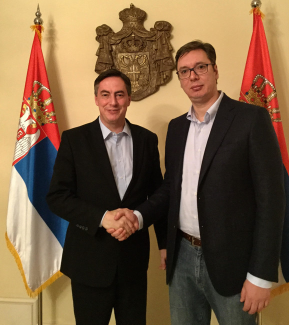 Vučić i Mekalister