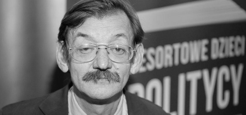 Dr Jerzy Targalski nie żyje. Smutną wiadomość podała Dorota Kania