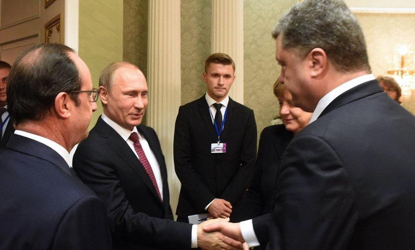 Szczyt w Mińsku