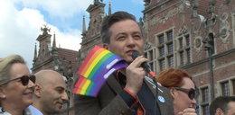 Biedroń o gejach: Musimy walczyć!