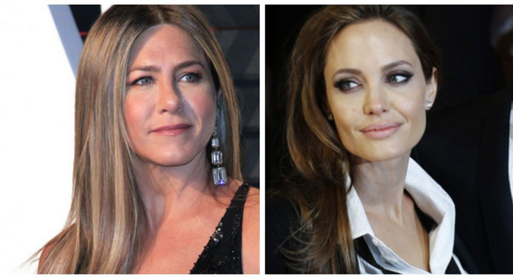 Dženifer Aniston i Anđelina Džoli