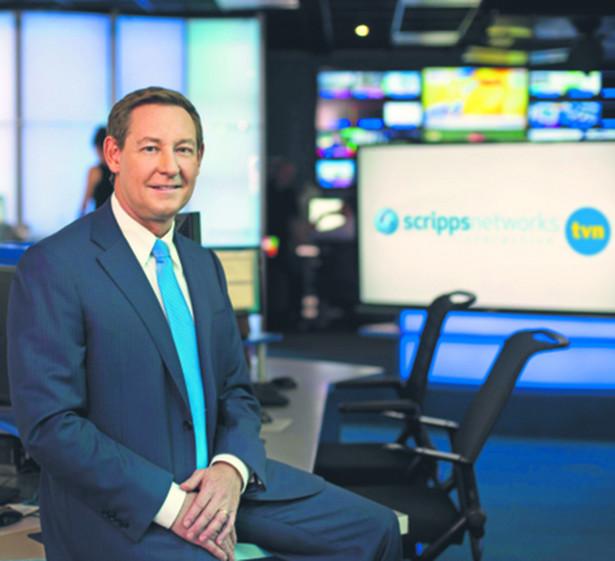 Jim Samples, prezes TVN