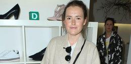 Olga Frycz rozstała się z partnerem!