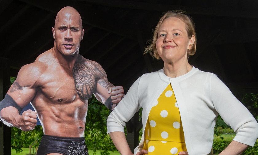 Sarah Arnold z Birmingham schudła 120 kg
