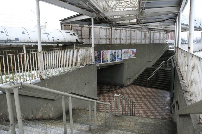 Tunel przy Akademii Muzycznej