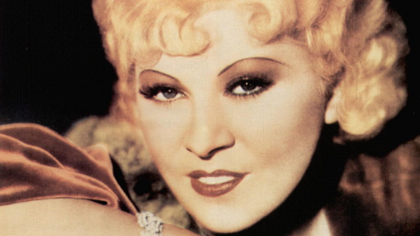 Mae West: Bo we mnie jest seks
