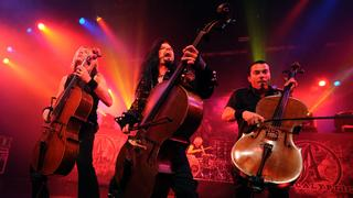 Apocalyptica (fot. Getty Images)