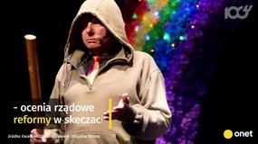 """Zenon Laskowik drwi z """"dobrej zmiany"""" i Jarosława Kaczyńskiego"""