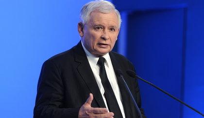Kaczyński: Polska będzie finansować bogate kraje