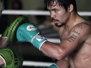 Manny Pacquiao 2012