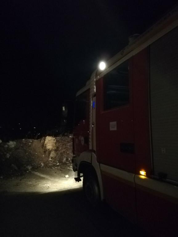 Vatrogasci izvukli dečaka iz ambisa