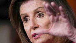 Speaker of the House Nancy Pelosi (D-CA).