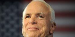"""Odczytano pośmiertne przesłanie senatora McCaina: """"Amerykanie nigdy nie rezygnują"""""""