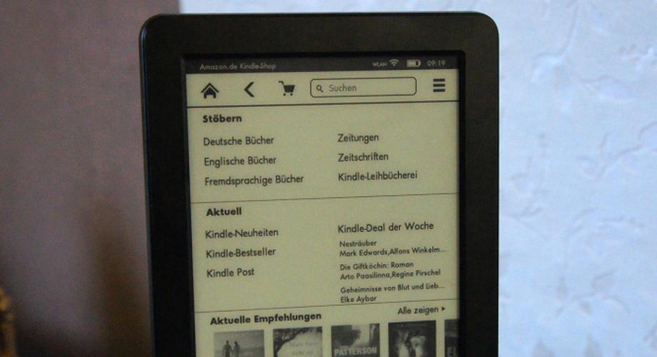 Kindle Unlimited: eBook-Flat startet in Deutschland